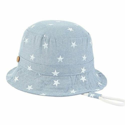 Kid Baby Visor Hats Newborn Hat Boy Girl Beach Bucket Fish US