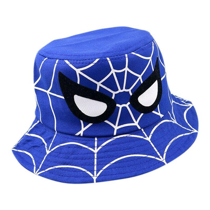 Kids Hat Wide Hats Spider Fishing