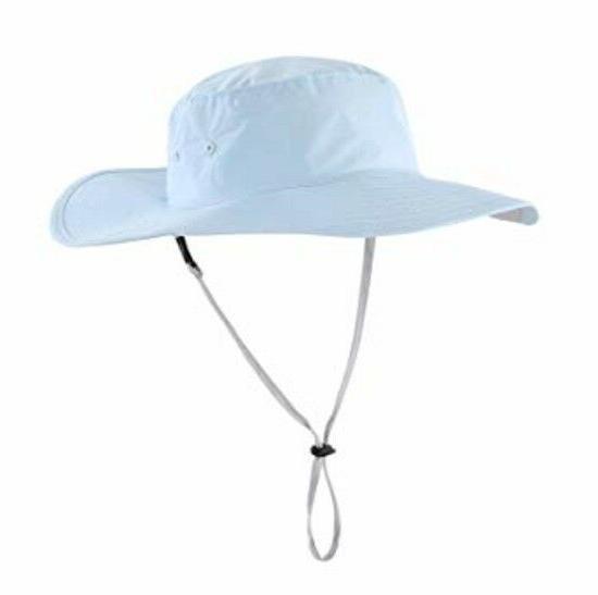 kids cool cotton bucket hat upf50 wide