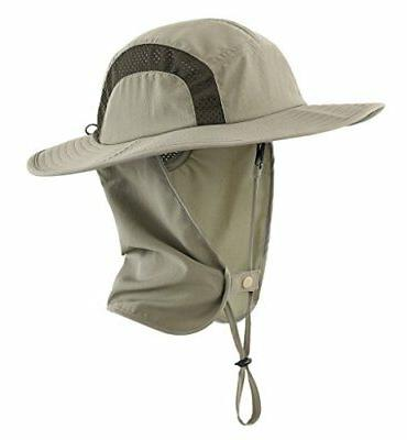 Home Prefer Hat 50+ Protective Cap Boys Flap Hats