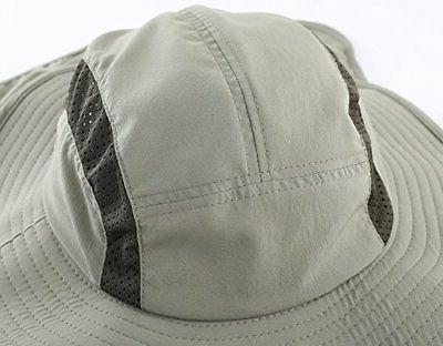 Home Safari Hat 50+ Protective Cap Flap