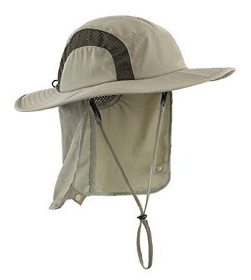 kids safari hat upf 50 sun protective