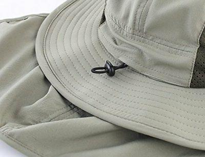 Home Hat UPF Protective Flap