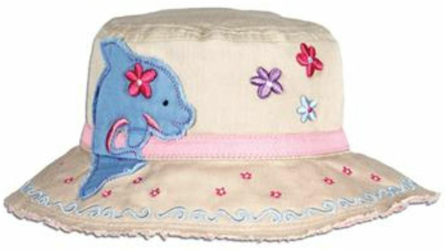 kids toddler bucket sun hat beach hat