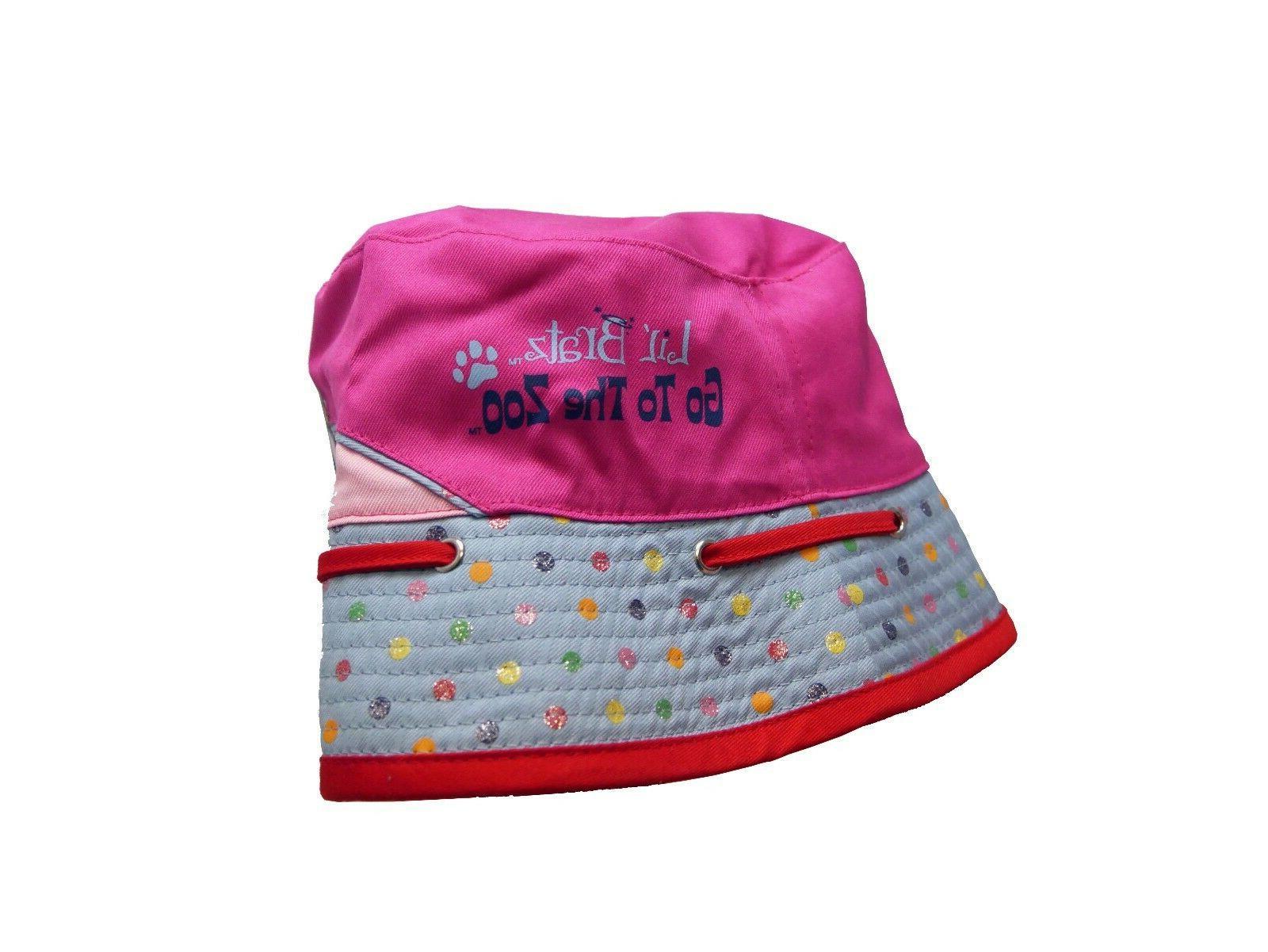 License HAT Girls Bucket