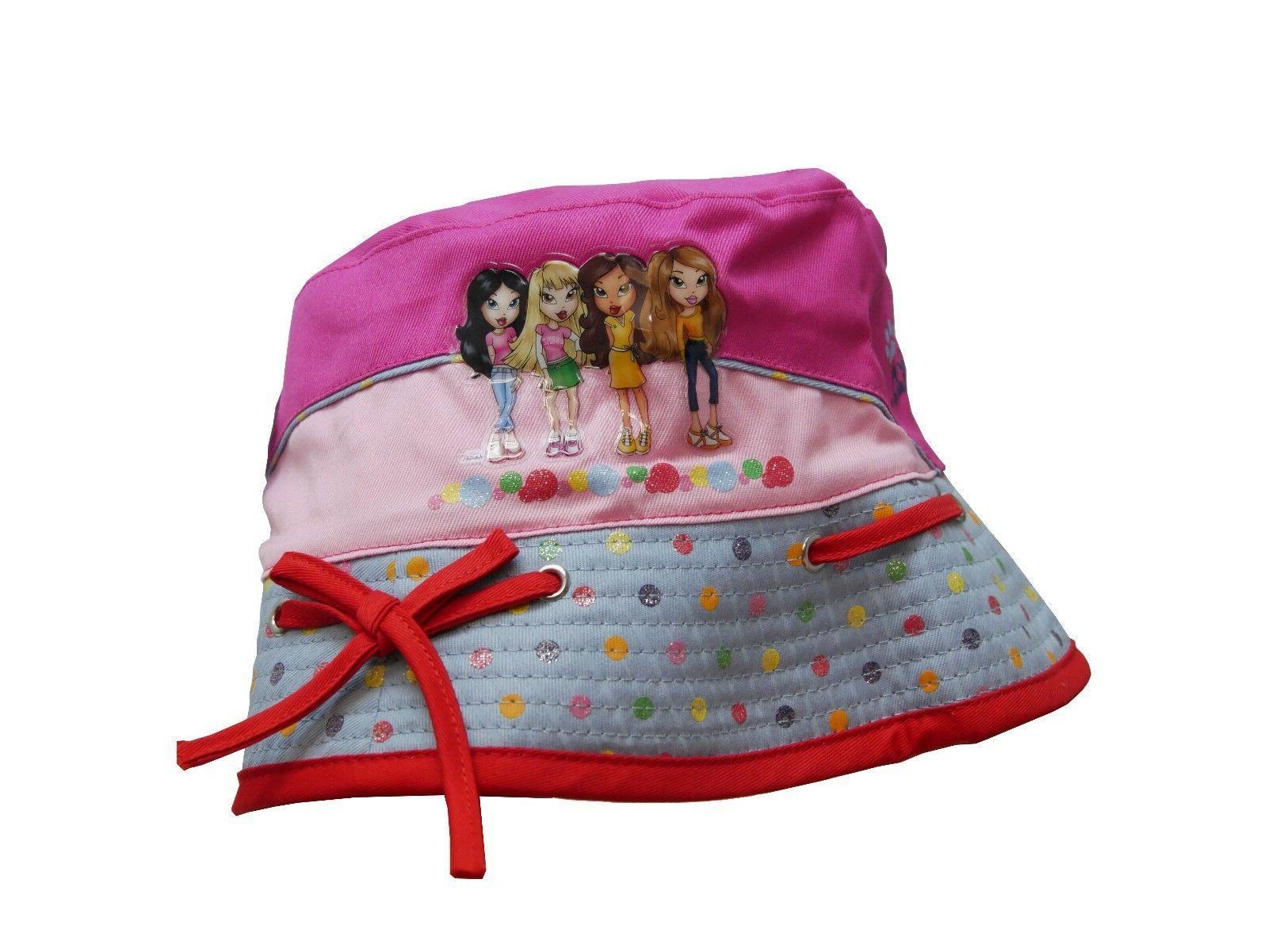 license bucket hat 100 percent cotton girls
