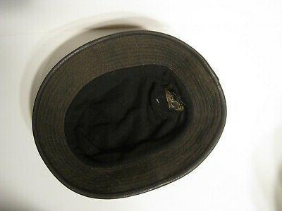 dorfman pacific BUCKET HAT brown