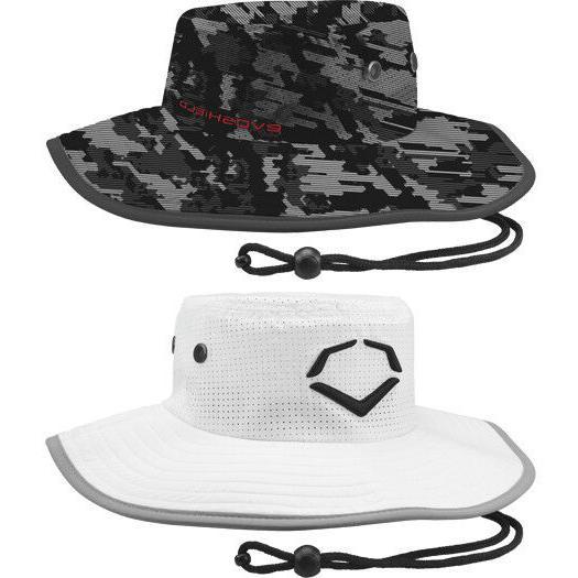 logo bucket hat with adjustable strap wtv1036000