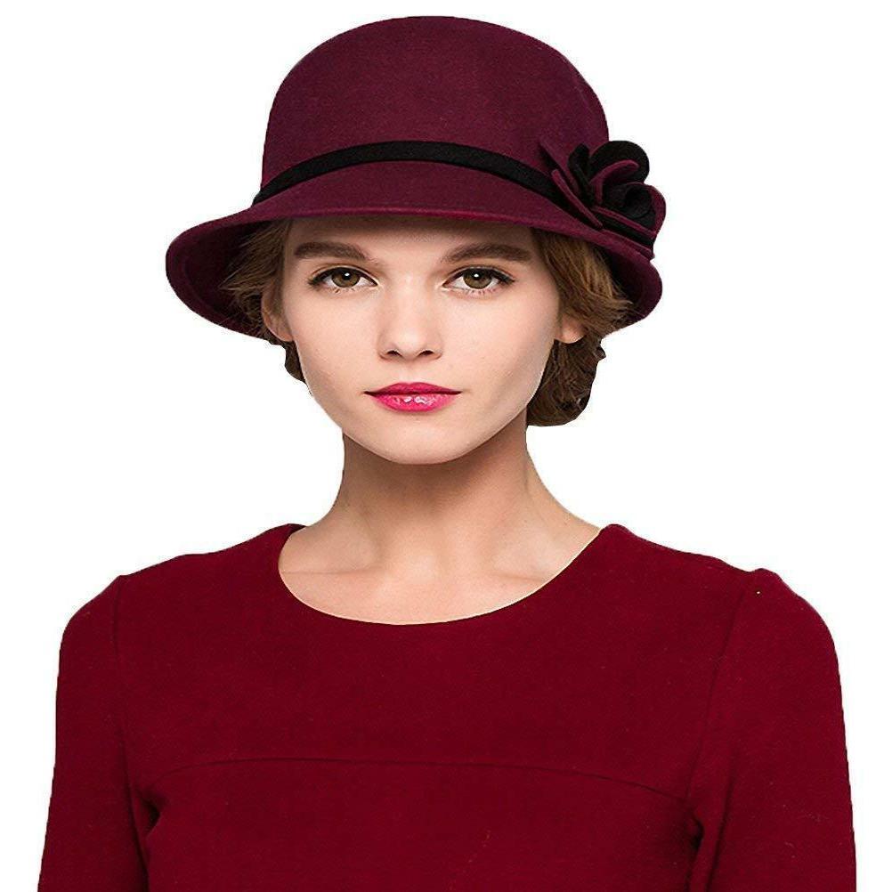 Maitose Wool Felt Bucket Hat