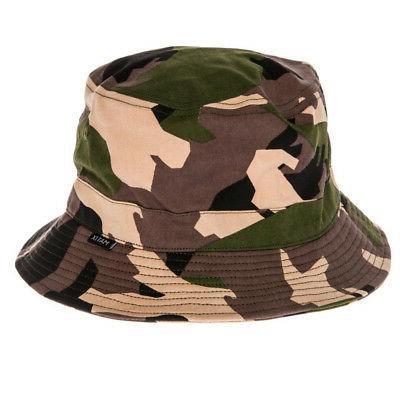 mediums bucket hat camo