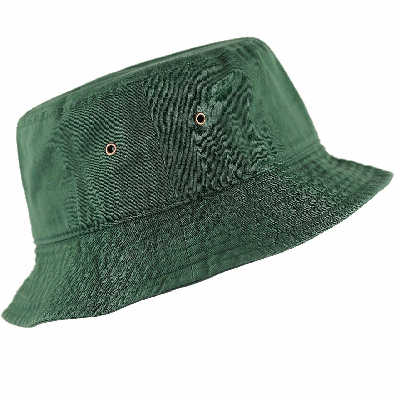 ORIGINAL NEWHATTAN MEN & WOMEN'S COTTON BUCKET HAT S/M
