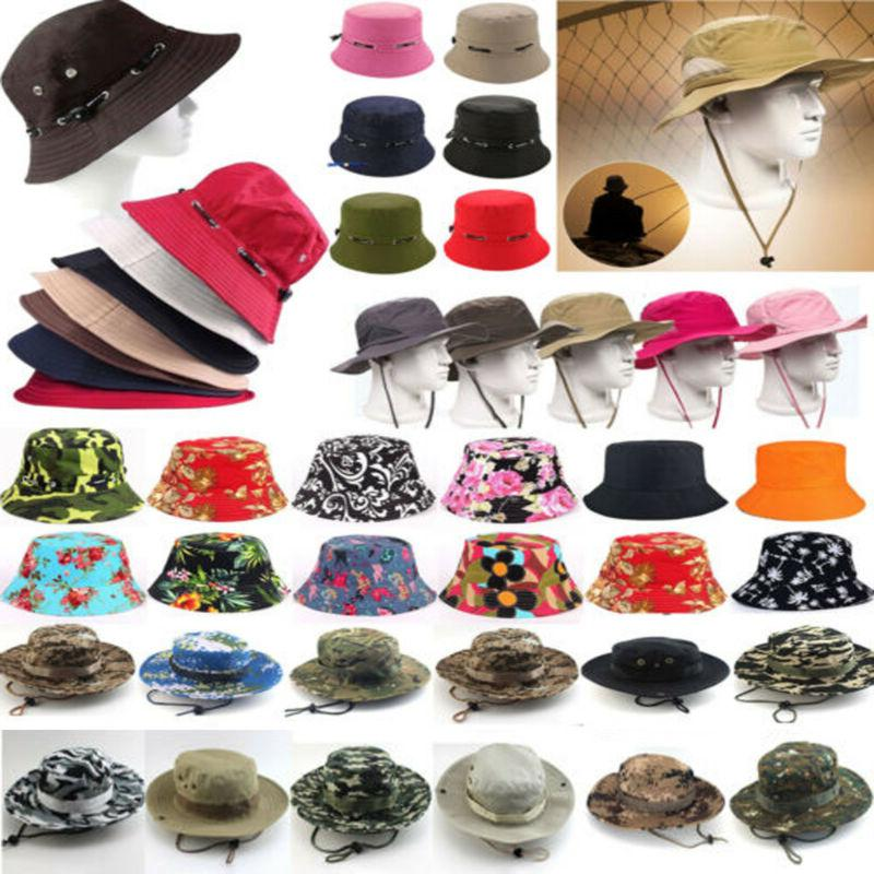 men women boonie bush bucket hat outdoor