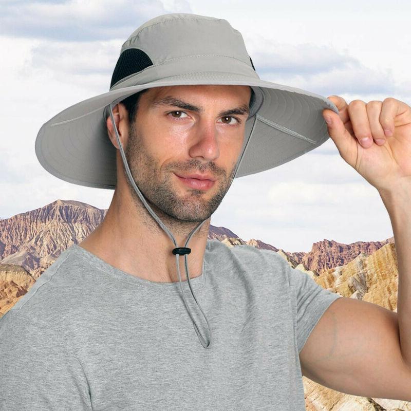Men Protection Waterproof Packable Boonie