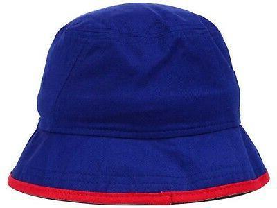 Men's 2XL MLB Baseball Camp Hat Blue