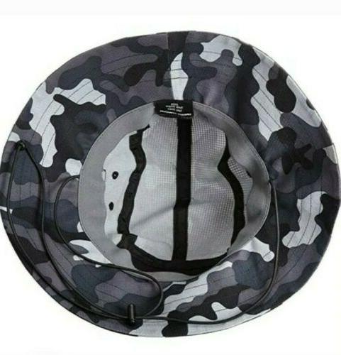 Under Bucket Hat OSFA, Black, 003