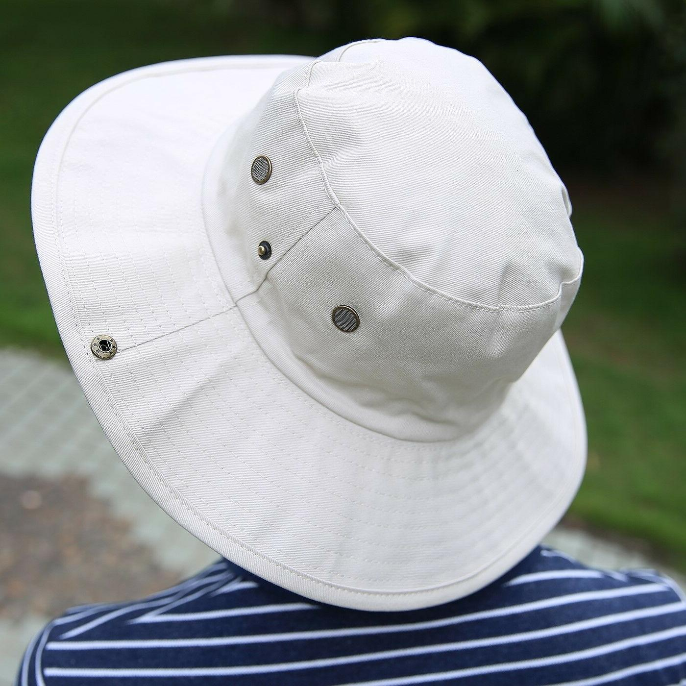 Snap Boonie UV Cap