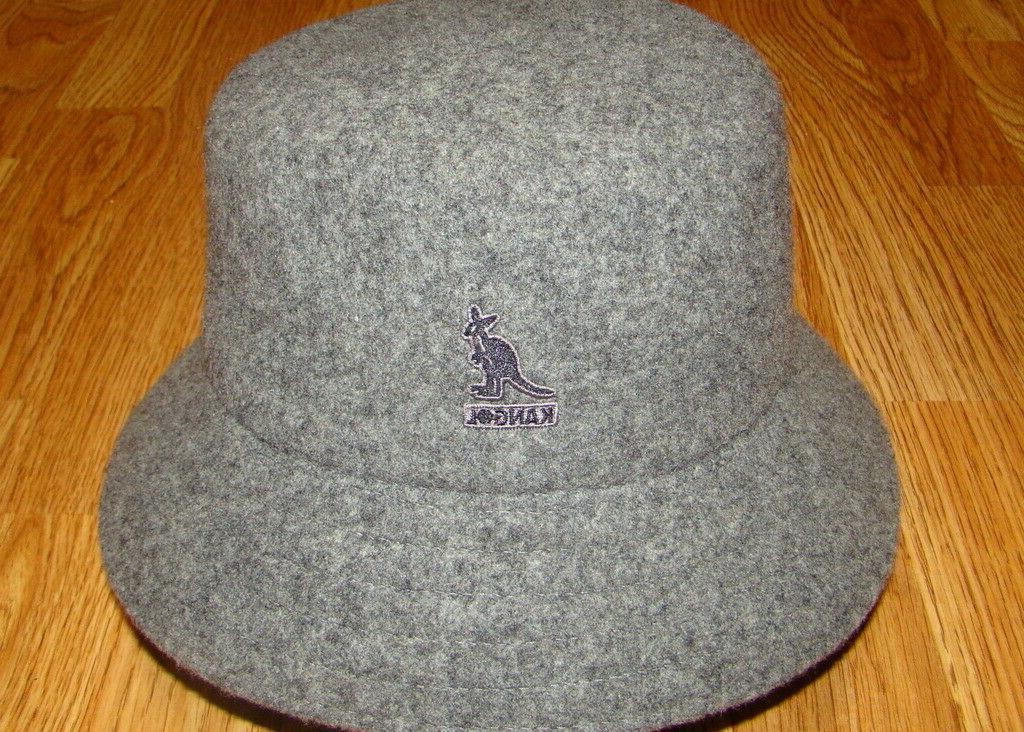 Flannel KANGOL Wool Lahinch Bucket Hat  Style K3191ST
