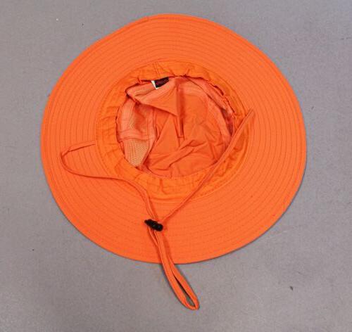 Home Prefer Men's Hat CD4 Orange Size
