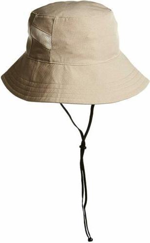 Under Armour Bucket Hat Fish Logo Gray