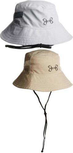 men s thermocline bucket hat cap fish