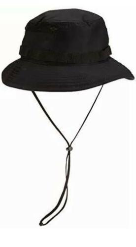 adidas Men's Bucket Hat, Black, S/M Small-Medium,