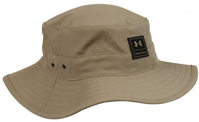men storm water resistant training bucket hat