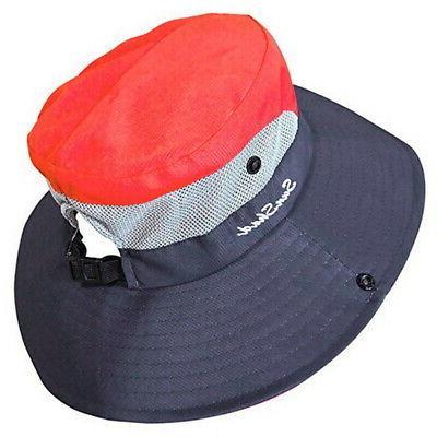 Summer Women Bucket Hat Safari Outdoor Cap