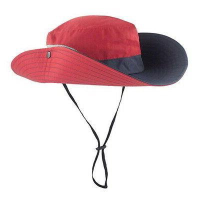 Summer Bucket Hat Safari Hiking Sun Cap