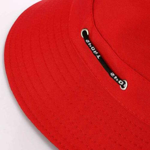 Men Women Bucket Cap Panama Hats Hip Outdoor Hat