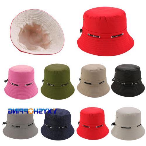 Unisex Bucket Hat Cotton Boonie Camping