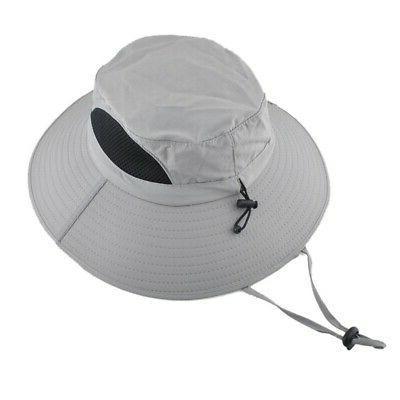 Outdoors Men Bucket Sport Cap Fishing Hiking Hunting Sun Hats