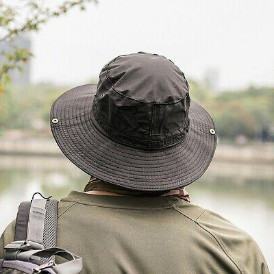 1xUnisex Hunting Outdoor Brim Cap