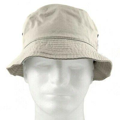 Falari Cotton Bucket Hat Large/X-Large New