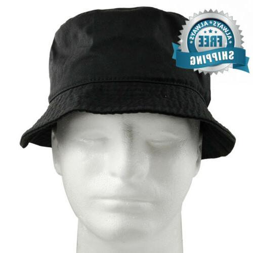Falari Women Cotton Bucket Hat