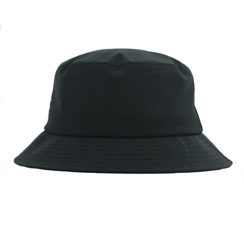 men women waterproof bucket hat mesh lined