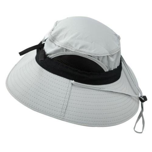 Fashman Boonie Wide Brim Sun Sunscreen