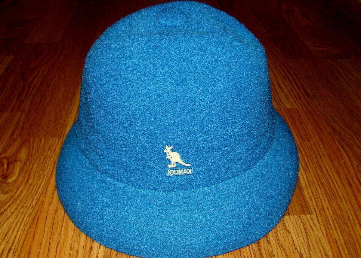 Ciano  KANGOL  Bermuda  Casual   Bucket  Hat  Style 0397BC