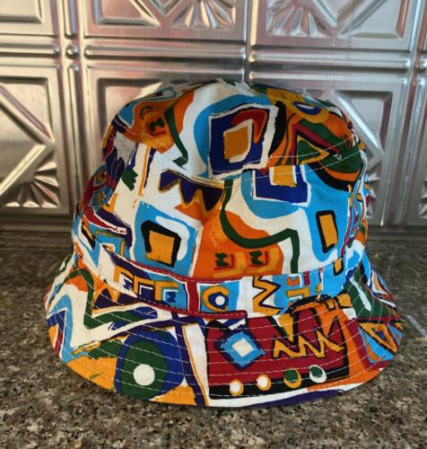 MENS GRAFFITI HAT ONE SIZE Excellent Condition