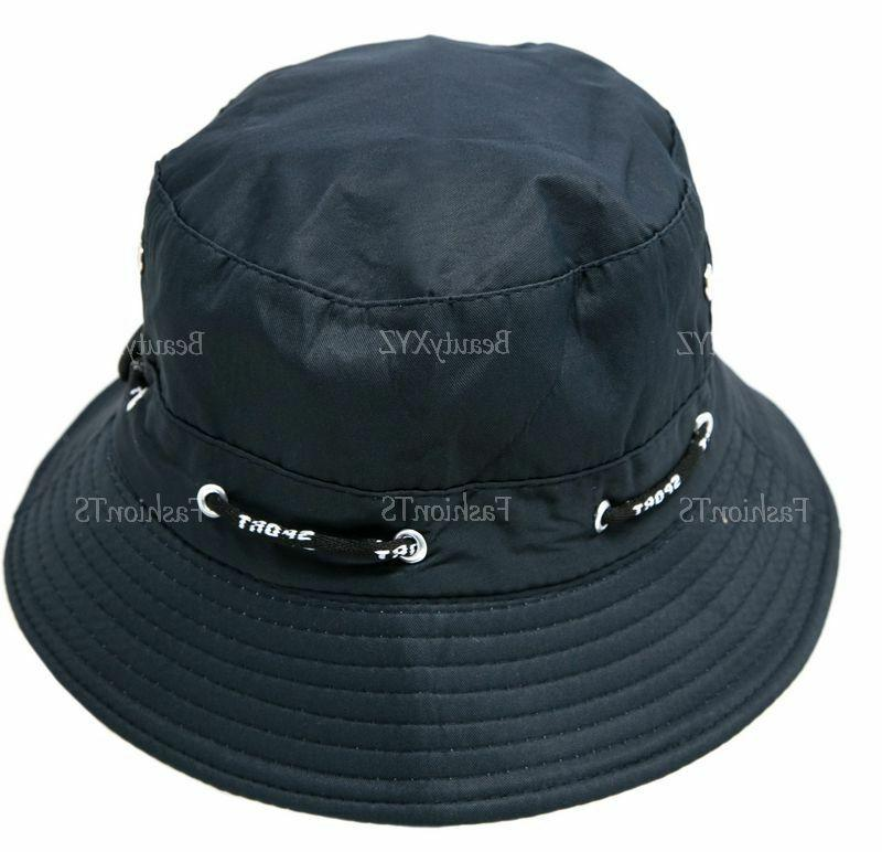 Mens Boonie Hat Summer Spring Sport Hiking
