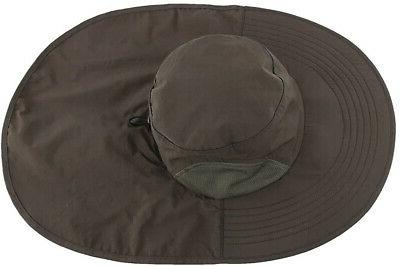 Home UPF 50+ Wide with Neck Flap