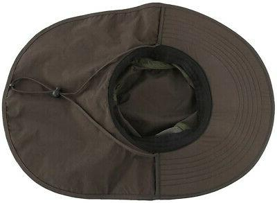 Home 50+ Bucket Sun Wide Fishing Hat with Flap