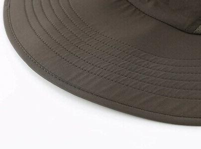 Home Prefer Mens 50+ Bucket Wide with Flap