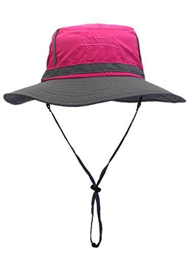 mesh bucket caps fishing boonie