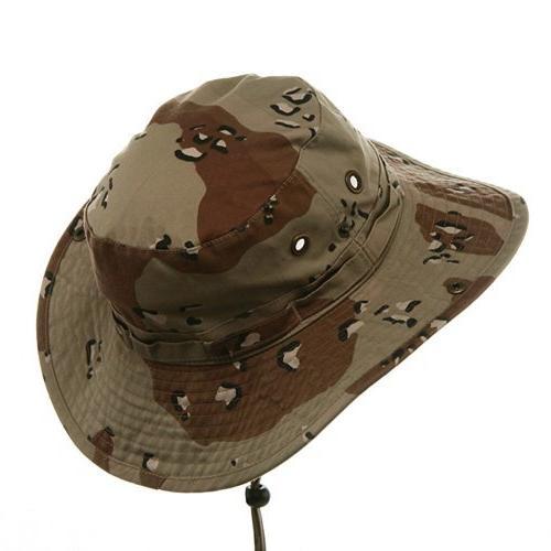 MG Men's Twill Hunting Hat