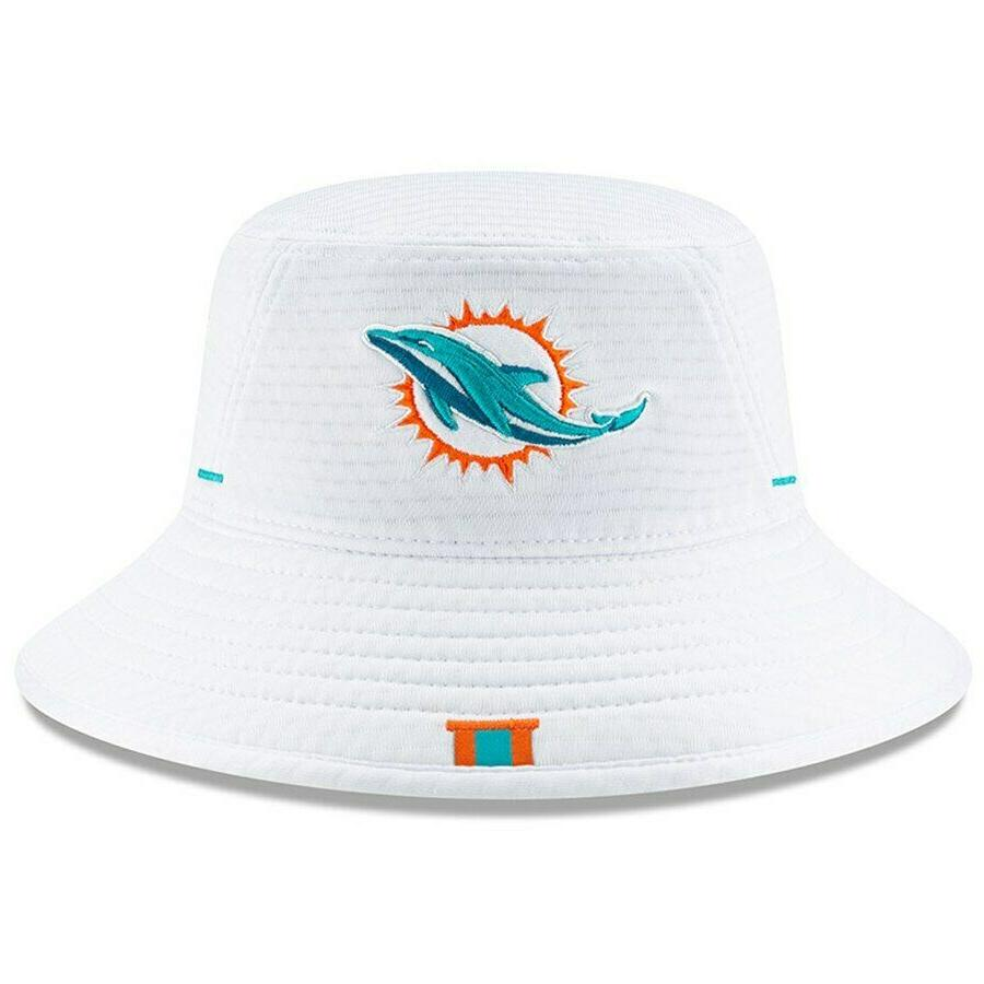 miami dolphins nfl official on field white