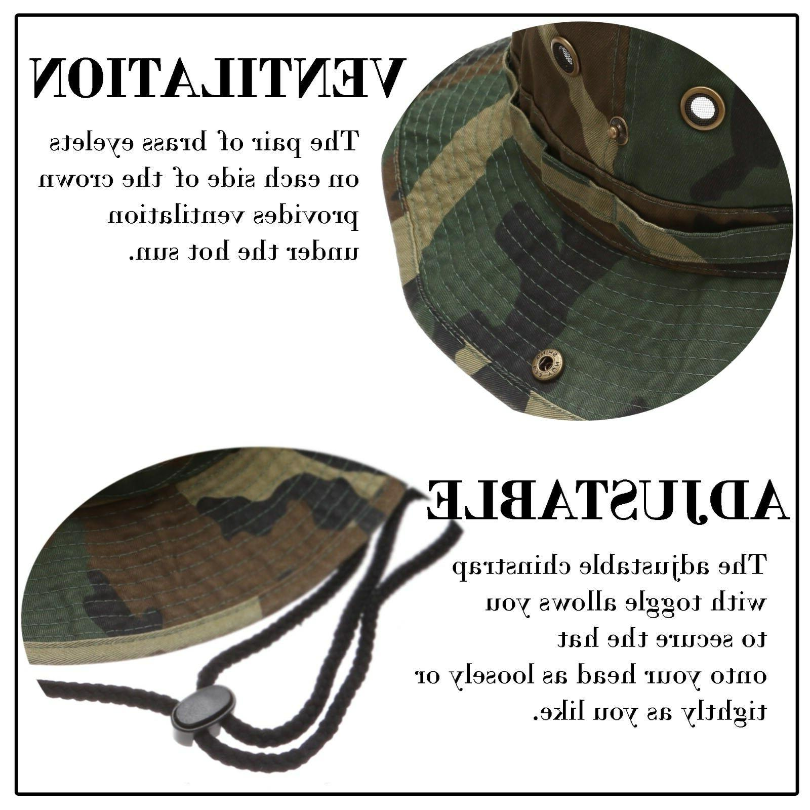 Military Fishing Boonie Outdoor with