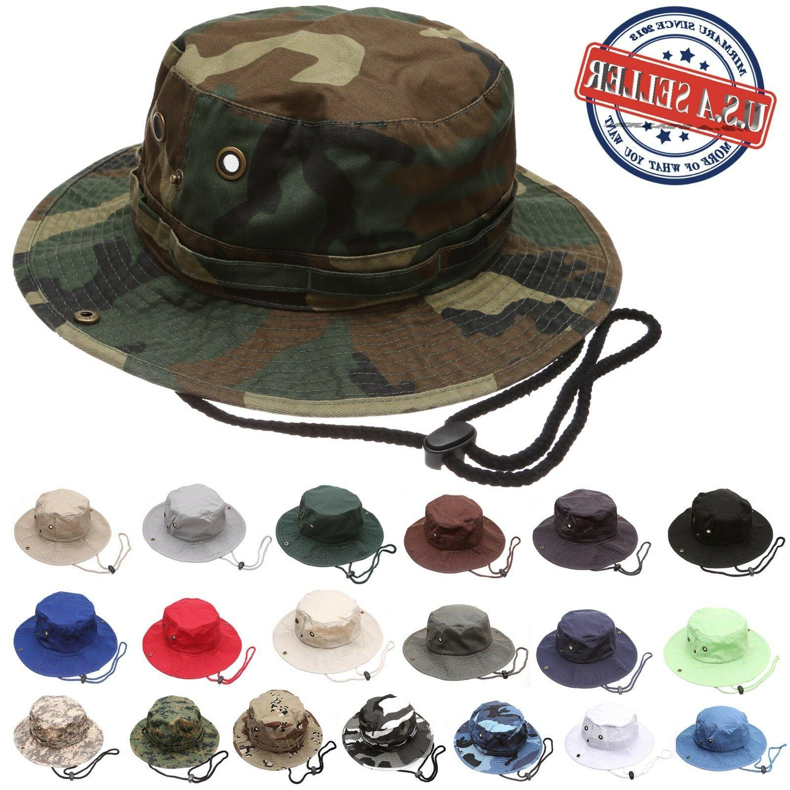 military hunting fishing camping boonie outdoor bucket