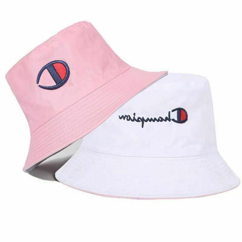 New Champion-Hat Bucket Men Women's Outdoor Fisherman's Baseball Cap