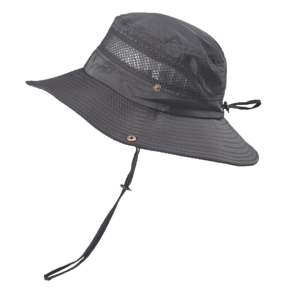 New Arrival Unisex <font><b>Cooling</b></font> <font><b>Bucket</b></font> <font><b>Hat</b></font> Protection Quick Outdoor Hiking Cap