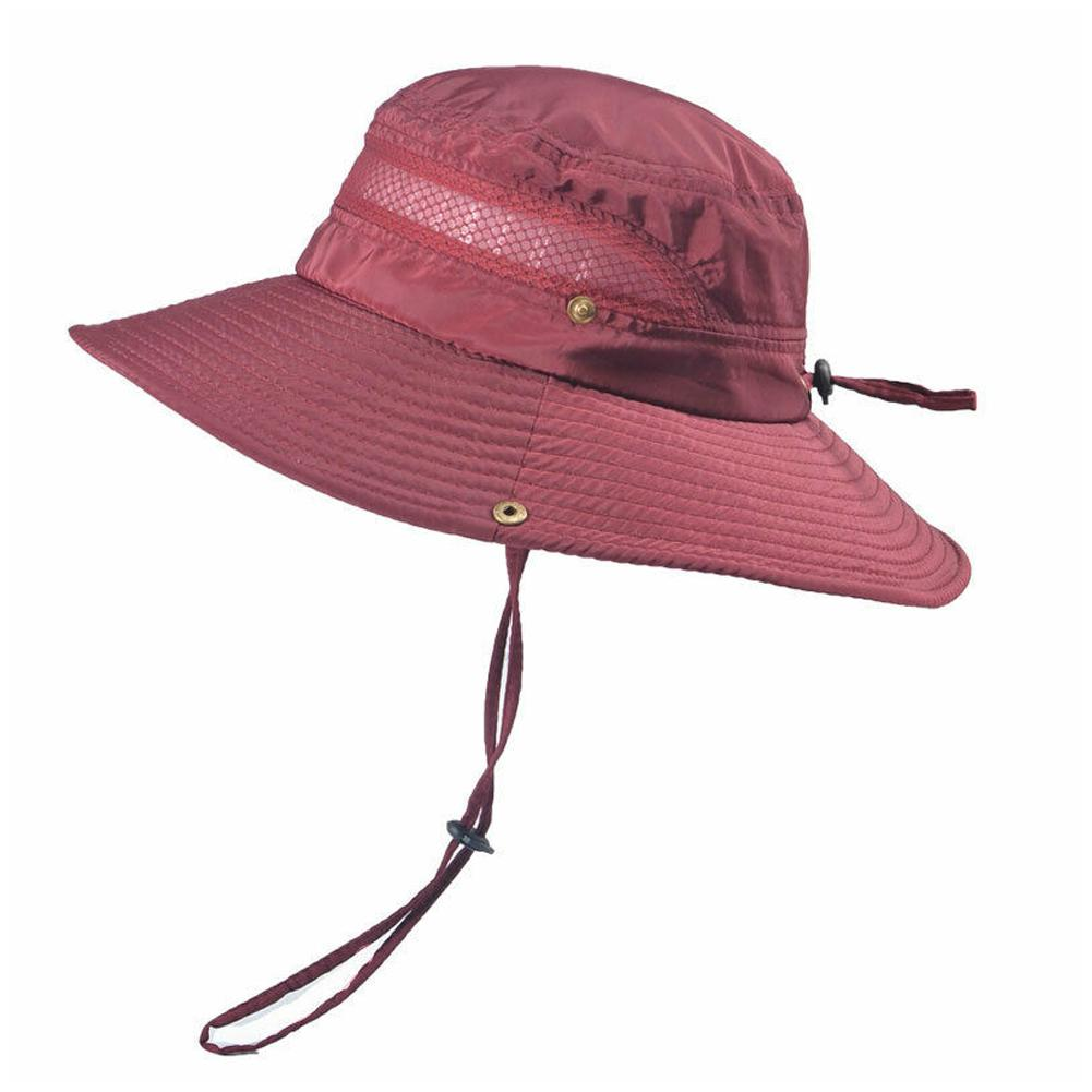 New Arrival <font><b>Bucket</b></font> <font><b>Hat</b></font> Quick Summer Hiking